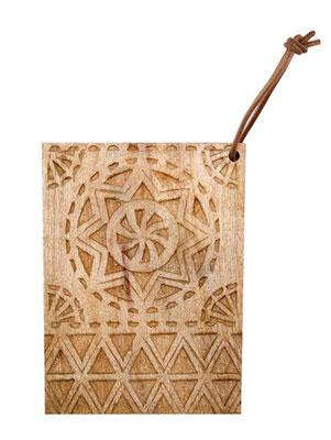 cuttingboard - Mangwood - natur - Größe: 20x14,5