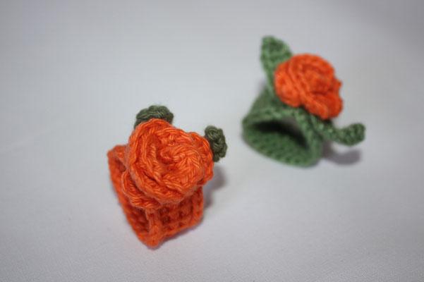 Ringleins mit Rosen