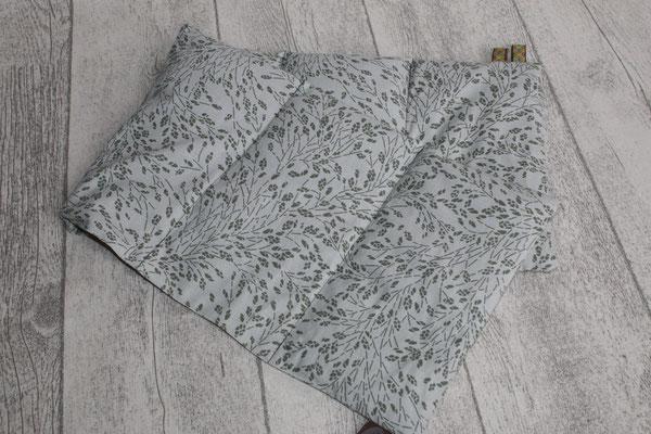 Design/Farbe: Meadows moss - Webband: grünes Design