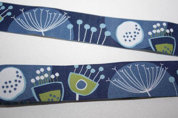 Grannys Garden BEERE - Design: blaubeerstern/Steffi Mitzscherling - 25 mm breit - EUR 3,20/m