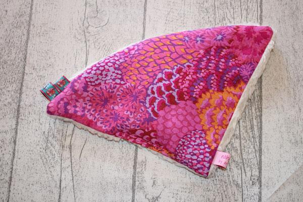 Design/Farbe: Blumen-Muster pink/orange   3 x verfügbar
