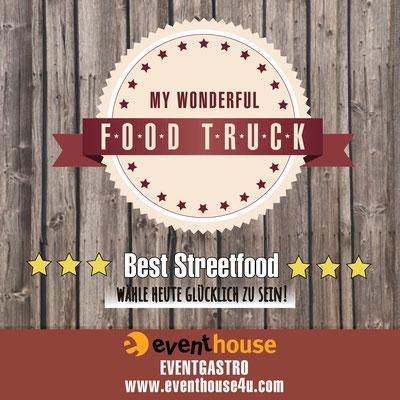 MY WONDERFUL FOODTRUCK BODENSEE Plakat