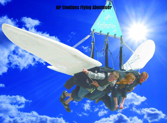 Air Emotions Flying Abenteuer