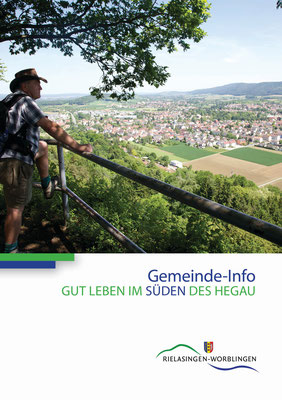gemeinde-broschüre rathaus rielasingen worblingen