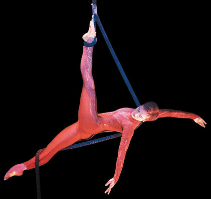 Crystalle Aerial Show