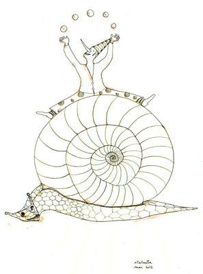 escargot géant _ 100 €