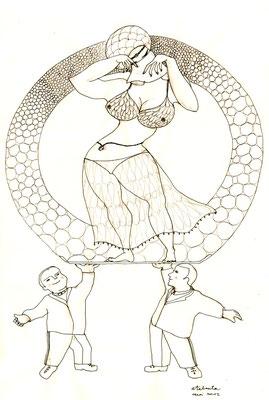 danseuse orientale _ 100 €