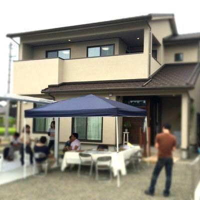 福山市の注文住宅はNacca Designへ!完成見学会の様子#15
