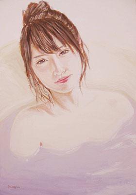 《うるおい》  B4/8月29日制作/¥20,000(税込)