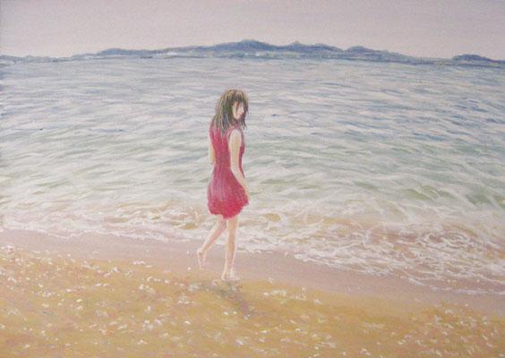 《立ち還る》  B4/9月19日制作/¥25,000(税込)