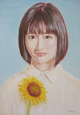 《想いをかたちに》  B4/9月8-9日制作/¥20,000(税込)