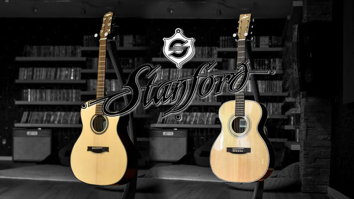 Guitares Stanford