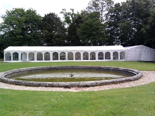 Location de Tentes pour baptême en Normandie