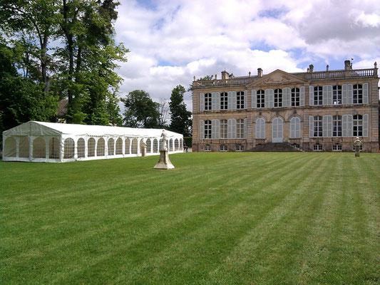 Location de Tentes pour mariage en Normandie