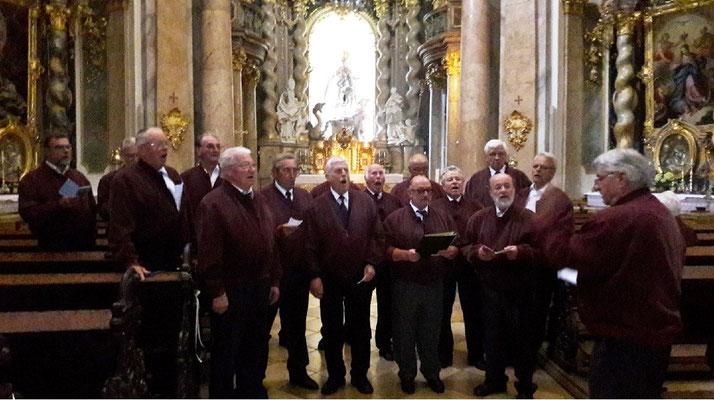 Konzertreise nach Regensburg 19. Juni 2016