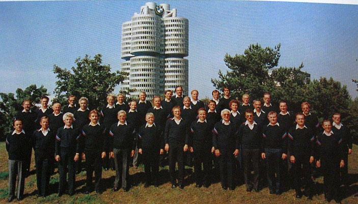 Platte Chor 1983
