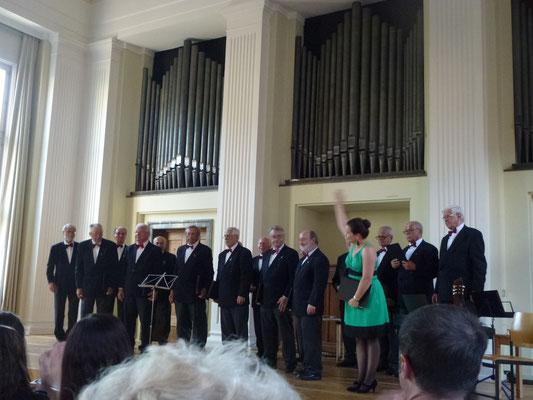 Konzert im Sophiensaal München am 09.07.2016
