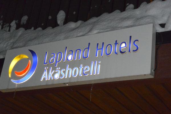 Unser Hotel . . .