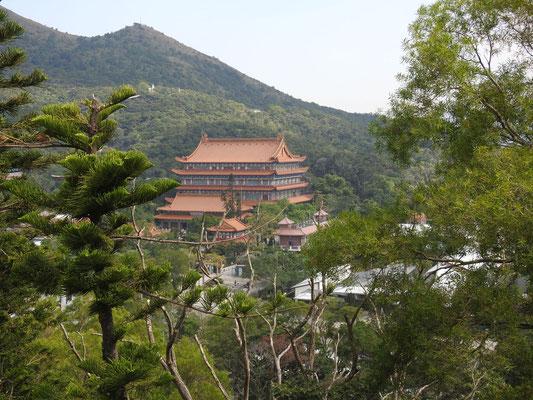 die große Halle der Helden von Po Lin
