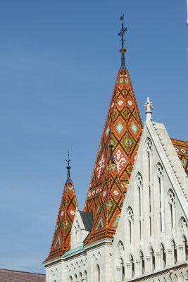 Matthiaskirche, Buda, Budapest