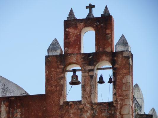 mexikanisches Dorf in Yucatán, Mexiko (hat was von einem Western, findet Ihr nicht?)