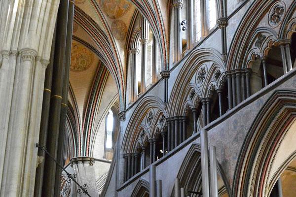 Kathedrale von Salisbury