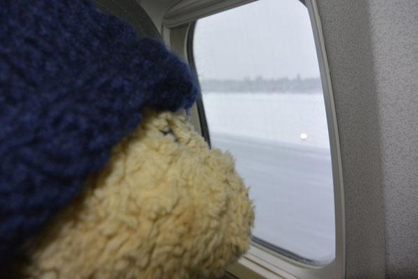 Lappland in Sicht!