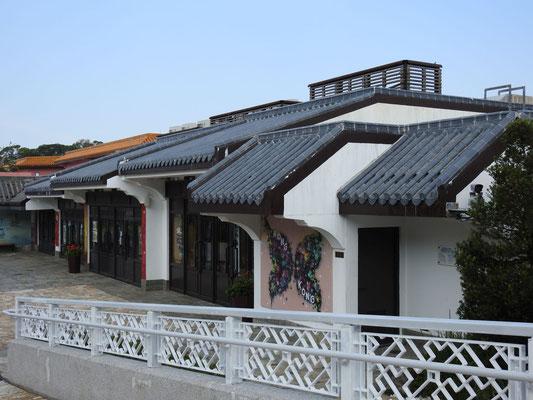 Einkaufstrasse zum Tempel