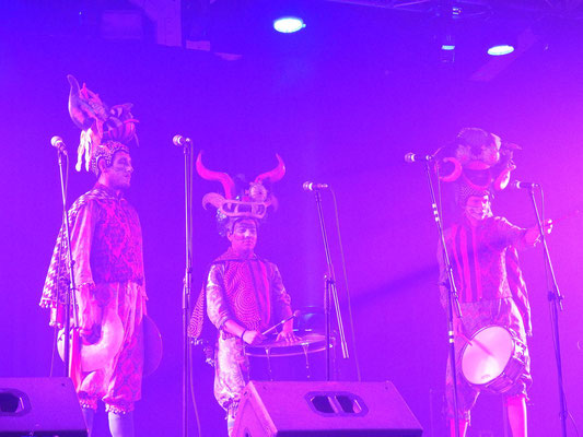 im Museo del Carnaval in Montevideo, Uruguay