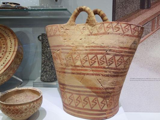Museum, Heraklion - Minoische Zeit