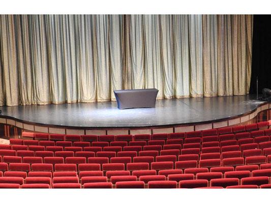 der Theatersaal