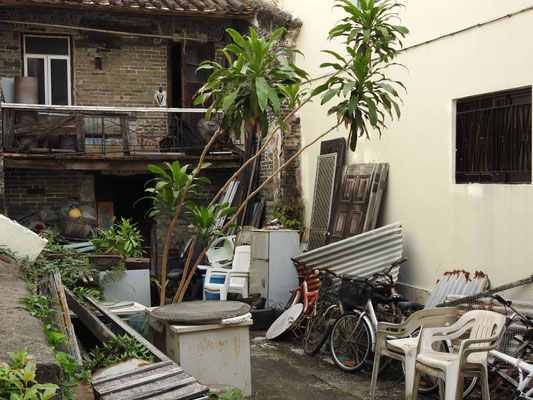 Wohnverhältnisse in Tai O