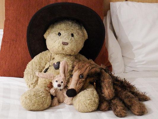 Unseren Outback-Hut haben wir uns nach so viel Abenteuer verdient.