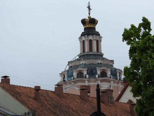 Kuppel der Kasimirkirche