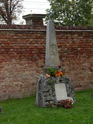 Grabstätte Antonio Salieris - dem Widersacher Mozarts