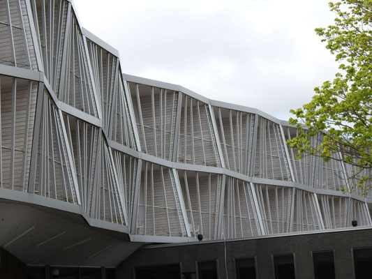 moderne Architektur in Parnü, Estland