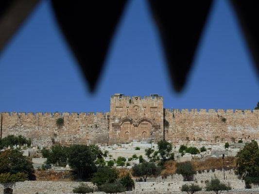 Das Goldene Tor, Jerusalem