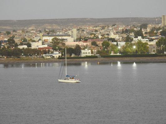 Puerto Madryn am frühen Morgen