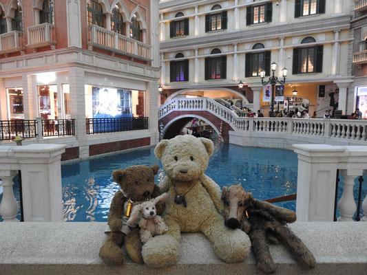 wir in Macao-Venedig