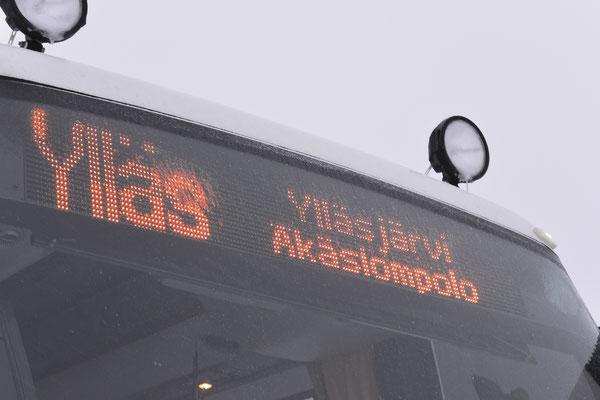 Unser Bus!