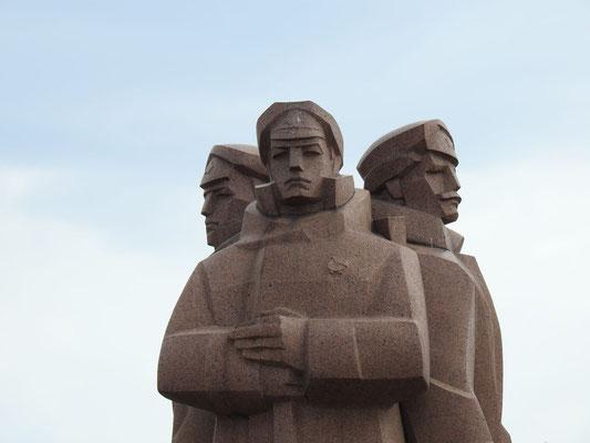 Huch, sowjetische Kunst.