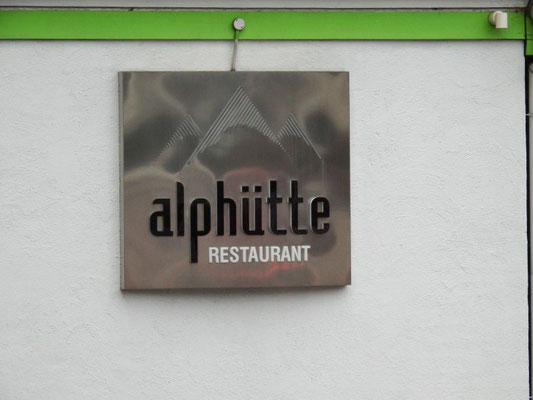 alphütte?!