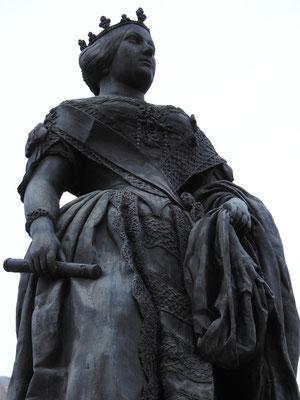 Isabel II, *1830 - +1904