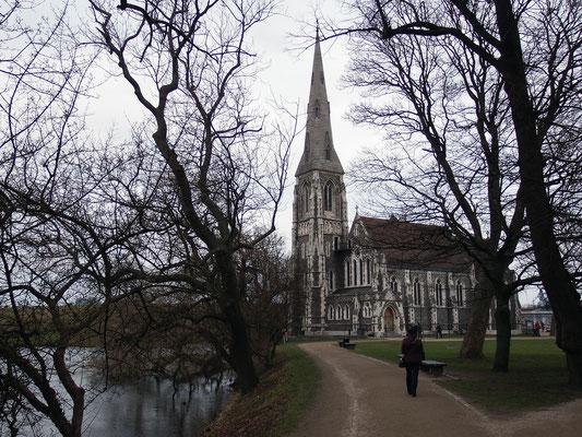 Anglikanische Kirche St. Alban