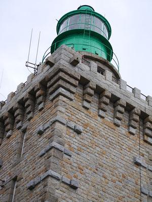 der Leuchtturm von Cap Frehel