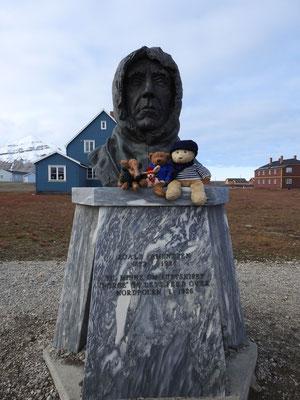da isser, der Roald Amundsen