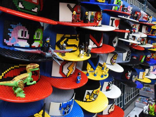 Wow! Playmobil-Käppis!