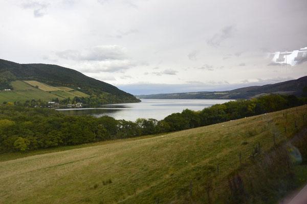 Loch Ness in Sicht!