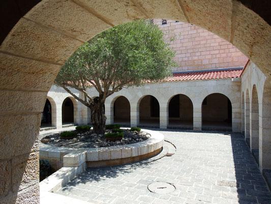 Brotvermehrungskirche, Tabgha