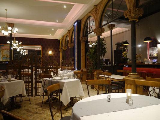Restaurant in St. Malo
